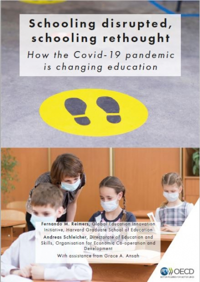 Schooling disrupted, schooling rethought How the Covid-19 pandemic is changing education